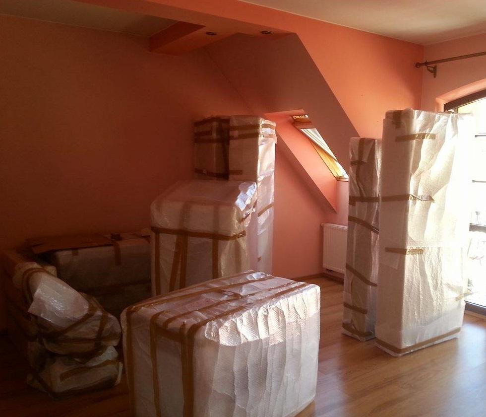 pakownie domu i mieszkania do przeprowadzki